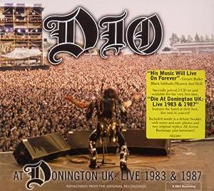 Dio At Donington Uk: Live 1983 & 1987