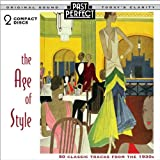 The Age Of Style - Hits of the 30s