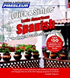 Product 0743523555 - Product title Pimsleur Quick & Simple Latin American Spanish