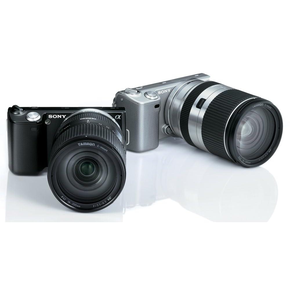 sony nex tamron 18-200 di III vc lens