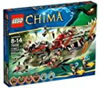Lego Legends of Chima 70006 - Cragger...