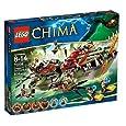 LEGO Chima Cragger Command Ship 70006