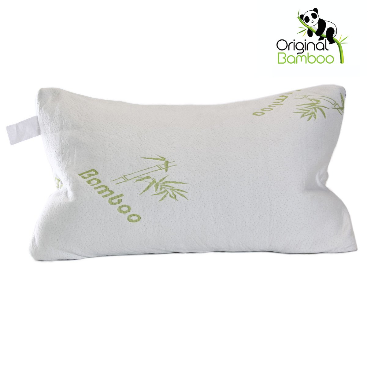 Original Shredded Bamboo Pillow with Ever-Cool Adaptive Technology