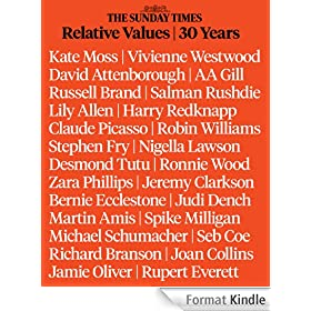 The Sunday Times: 30 Years of Relative Values: One of the best-loved and longest-running columns in the UK's best-selling quality newspaper