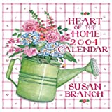 Susan Branch Heart of the Home 2004 Wall Calendar (0740737562) by Branch, Susan