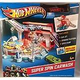 Hot Wheels Super Spin Carwash