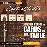 Cards on the Table: BBC Radio 4 Full-cast Dramatisation (BBC Radio Collection) Agatha Christie
