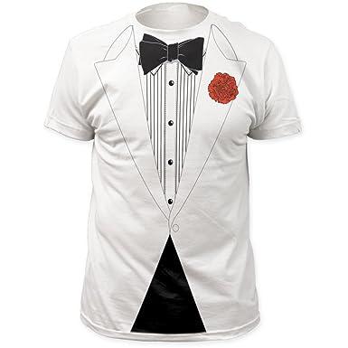 Original Retro Tuxedo Funny Tux T-Shirt