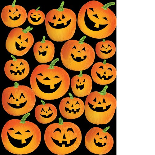 Pumpkin Tricks Stickers