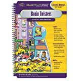 Quantum Pad Learning System: Brain Twisters Interactive Book and Cartridge ~ Unknown