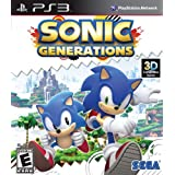 Sonic Generations - PlayStation 3 Standard Editionby Sega of America, Inc.