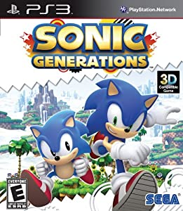Sonic Generations - PlayStation 3 Standard Edition