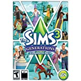 Book Cover For The Sims 3: Generations [Download]