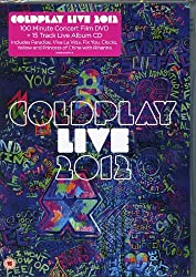 Coldplay Live 2012 DVD/CD
