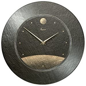 Vaerst Modern Wall Clocks 2639 Wall Clock Kitchen Home