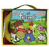 echange, troc Nadine Piette - J'écoute les sons et j'apprends les couleurs à la ferme