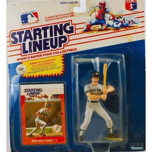 1988 Starting Lineup Don Mattingly