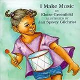 I Make Music (Black Butterfly Board Books)