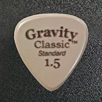 Gravity Guitar Picks Gold Series Classic Standard 1.5mm �����������ϥ����졼�ɥԥå��� ��������ƥ��������ԥå��� ������ɥ�������饷�å��ߥˡڹ��������ʡ�