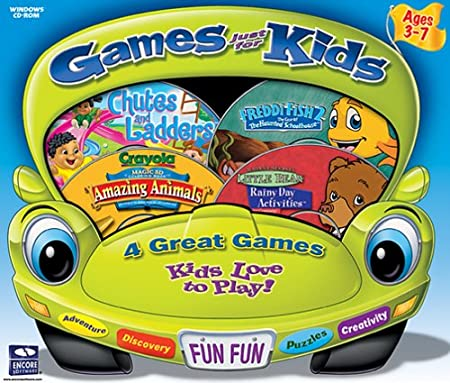 Games Just for Kids 2