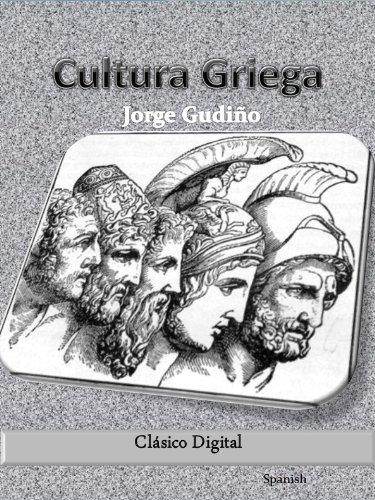 Cultura griega (Mitologia clasica nº 1)