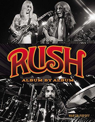 Rush: Album by Album (Power Under Pressure compare prices)