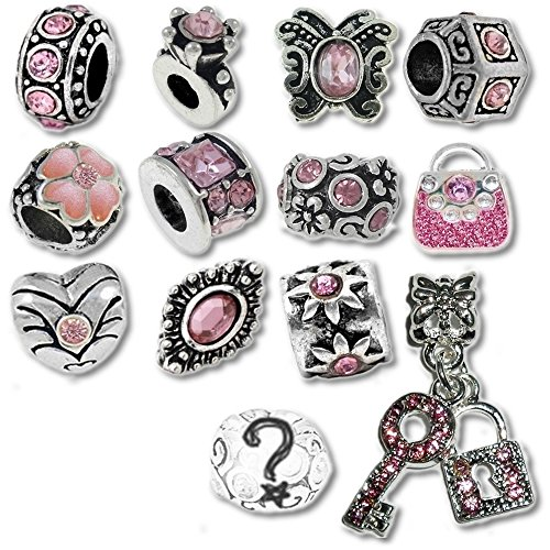 Beads and Charms for Pandora Bracelets