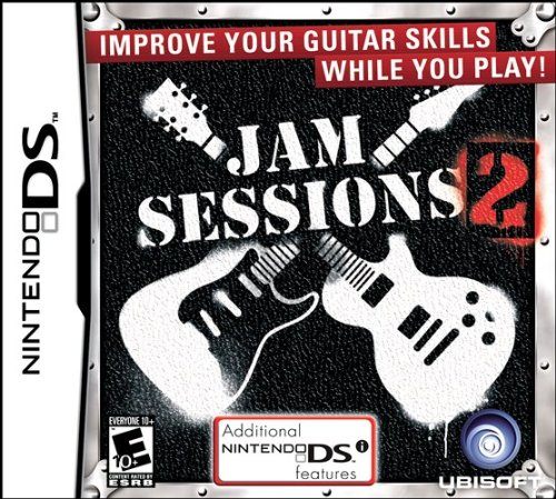 Jam Sessions 2 - Nintendo DS - 1