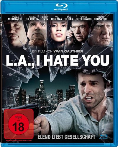L.A. - I Hate You [Blu-ray]