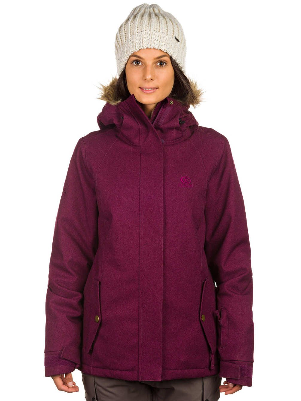 Damen Snowboard Jacke Rip Curl Betty Fancy Jacket