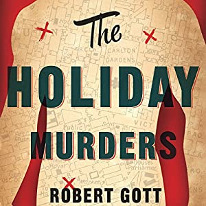 The Holiday Murders Audiobook
