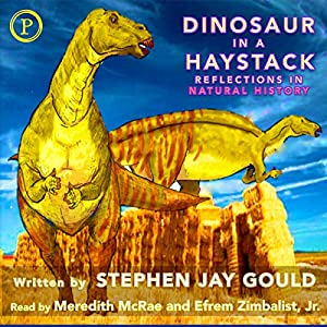 Dinosaur in a Haystack Audiobook