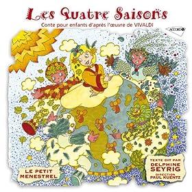 Les Quatre Saisons/L'automne - Allegro Larghetto