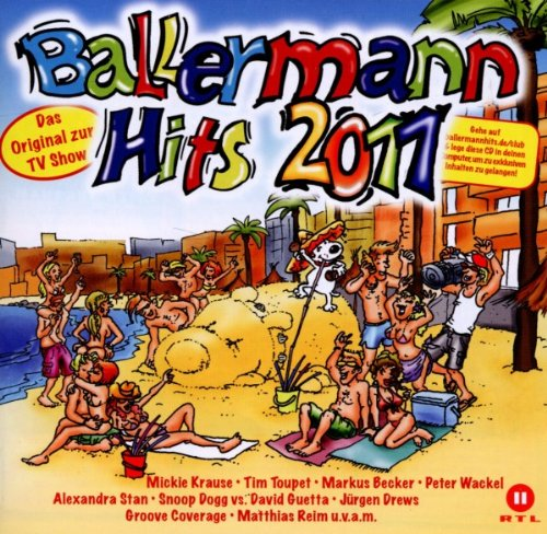 VARIOUS BALLERMANN HITS 2011