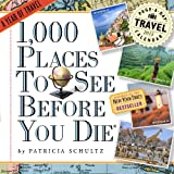 Workman Publishing 1,000 Places to See Before You Die 2015 Page-A-Day Calendar: 365 Days of Travel