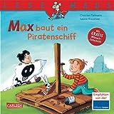 LESEMAUS, Band 32: Max baut ein Piratenschiff