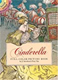 img - for Cinderella: Full-Color Picture Book (Dover Little Activity Books) book / textbook / text book