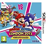 Mario and Sonic at the London 2012 Olympic Games Nintendo 3DS [Nintendo DS] - Game