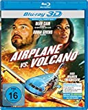 DVD Cover 'Airplane vs. Volcano [3D Blu-ray] [Special Edition]