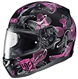 HJC CL-17 Mystic Full-Face Motorcycle Helmet (MC-8, Large)