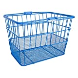 Sunlite Standard Mesh Bottom Light-Off Basket w/ Bracket, Blue