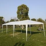 Giantex 10'x30'Heavy duty Gazebo Canopy Outdoor Party Wedding Tent