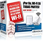 Devolo dLAN 500 WiFi - Kit adaptador...