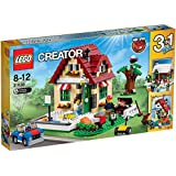 Lego Creator - 31038 - Jeu De Construction - Le Changement De Saison