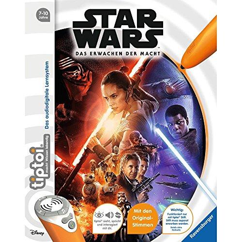 Ravensburger tiptoi Star Wars Das Erwachen der Macht (o.Stift)
