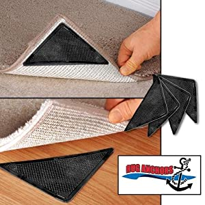 Rug Grippers Set Of 4