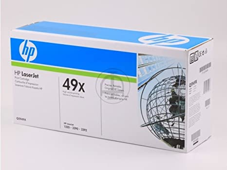 HP - Hewlett Packard (49X / Q 5949 X) - original - Toner black - 6.000 Pages
