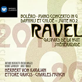 Maurice Ravel - Ettore Gracis - Concerto Per Pianoforte In Sol Maggiore - Concerto Per Pianoforte N. 4 In Sol Minore Op. 40