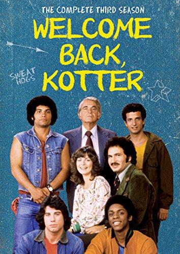 Welcome Back & Kotter: Season Three [DVD] [Import]