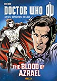 img - for Doctor Who: The Blood of Azrael GN book / textbook / text book